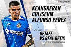 Prediksi Bola Getafe Vs Real Betis 30 September 2020 30 September, Tottenham Hotspur, Leeds, Emerson, Real Madrid, Valencia, Liverpool, 30th