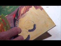 Intro to palette knife painting - YouTube