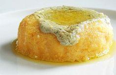 Polenta com creme de gorgonzola | Panelinha - Receitas que funcionam