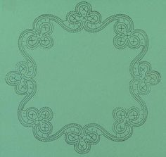 tombolo 1 - asun O - Picasa Web Album Irish Crochet, Crochet Lace, Embroidery Stitches, Embroidery Patterns, Bruges Lace, Romanian Lace, Bobbin Lace Patterns, Braid Designs, Point Lace