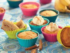 Muffins med banan og kanel | Letliv