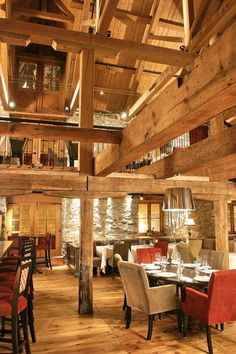 Panache Restaurant at Auberge Saint-Antoine in Quebec