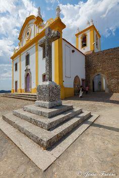 Igreja Matriz de Santiago do Cacém - PORTUGAL