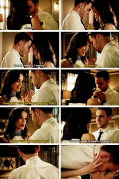 Fitzsimmons sex Agents of Shield 3x18