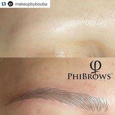 microblading platinum blonde eyebrows - Google Search