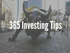 Kicking Off 365 Days of Investing Tips