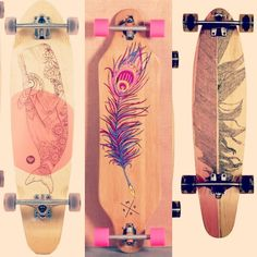 Roxy, Longboards and For girls on Pinterest
