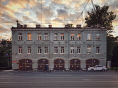 Firehouse by Evgeny Islamov - Photo 228162627 / 500px