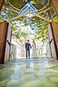 Wayfarer's Chapel Wedding Photographer - Lori-Lynn Navarro Photography