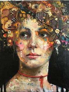 Fancy maude by juliette belmonte collage art, mixed media artwork, mixed media painting, Mixed Media Photography, Abstract Photography, Mixed Media Artwork, Mixed Media Painting, Mixed Media Faces, L'art Du Portrait, Portraits, Portrait Paintings, Art Paintings