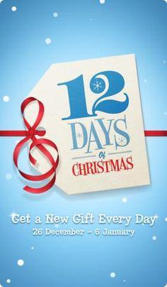 """Apple revela """"12 Days of Christmas"""" com ofertas diarias"""