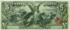 The U.S. used to have awesome money