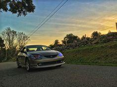 Went for a short drive gotta love August weather #Honda #civic #hondacivic #hondalife #hondalove #car