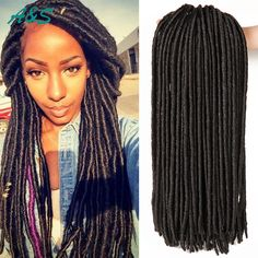 faux locs crochet hair extensions dreadlock braiding hair synthetic hair havanna mambo crochet braids 7pcs/set hair extension AS hair store from aliexpress. Our email is ashair2016@outlook.com. wholesale price