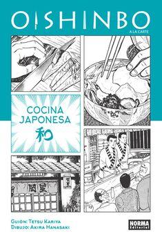 OISHINBO. A LA CARTE 1. Cocina japonesa