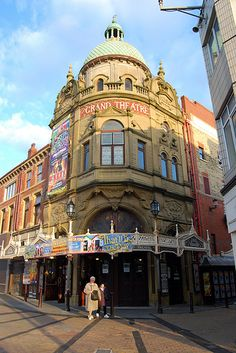 Grand Theatre Blackpool ~ Lancashire, England