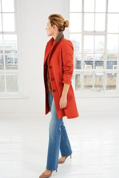 Henshaw City Coat | Baukjen