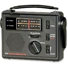C Crane C. Crane AM-FM-Weather Windup Emergency Radio