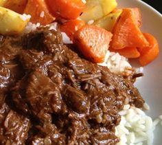 rundvlees snelkookpan recept