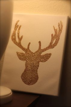 The Loflands: *Updated w/ More Templates!* Christmas Prep: The Golden Buck.