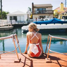 Retro, Vintage, and High Waist swimsuits for Women |