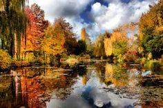 Jardin de Claude Monet Giverny-To Mahdi Kalhor -- Monet Garden, Giverny, France
