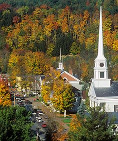 America's Most Romantic Towns - Articles   Travel + Leisure