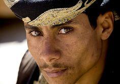 Man with turban looking at the camera - Thula - Yemen | Flickr - Photo Sharing!