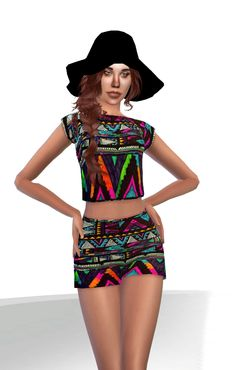SimUtile (fancytalesims4:   Bohemian Collection  (mesh by EA...)