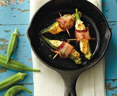 Ah, the Southern life. Whenever we feel the need for ultimate comfort recipes we turn toSouthern Living Magazine'snew Feel Good Food cookbook. These cheese-stuffed bacon-wrapped o…