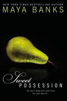 Sweet Possession part of Sweet Series by Maya Banks / Romance & Love Maya Banks, Got Books, Books To Read, Historischer Roman, Vampire Books, Horror Books, Romance Books, What Is Like, Love Book