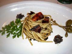 Mangio sano........mangio Vegano! (e mi diverto): Spaghetti aglio, olio e peperoncino con la mollica...