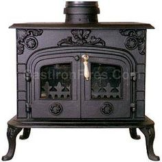 How to Remove Rust from a Cast Iron Stove