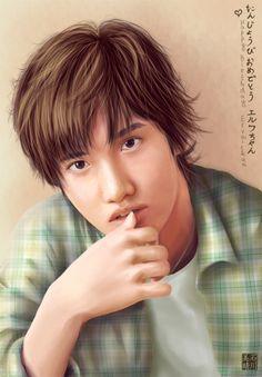 Changmin :: HBD Elva by blingyeol on DeviantArt