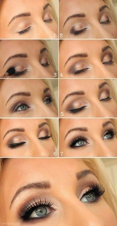 DIY eyeshadow so pretty! How come mine never turns out this way! Lol