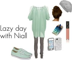 """Lazy day with Niall"" by live-love-breathe on Polyvore"