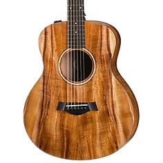 Shop for the Taylor GS Mini Koa Acoustic-Electric Guitar in Natural and receive free shipping and guaranteed lowest price.