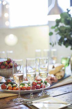 03230eae802c Champagne Tasting Bridal Shower Inspiration