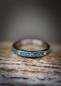 Hippie Wedding Rings, Striking Woman's Wedding Rings, Trendy Rings, Trendy Rings For Women, Rustic Wedding Ring For Women, Handcrafted By Staghead Designs