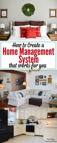 Are you struggling to manage your home with all of the other hats you where? As moms we are chefs, taxi drivers, seamstresses, nurses, professional organizers, interior decorators, housekeepers, and the list could go on and on. It's amazing that we are able to stay sane in the midst of it all. If you are struggling to juggle all of the tasks you have to do each and every day, then you need to create a home management system that works for you.