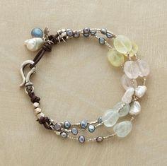 Cool bracelet.