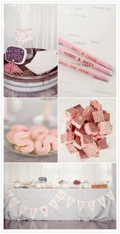 love is sweet #candy #table