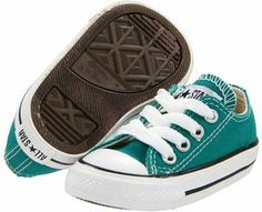 Converse Kids - Chuck Taylor All Star Specialty Ox (Infant/Toddler) (Parasailing)