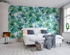 Paredes e pisos translation missing: pt.style.paredes-e-pisos.escandinavo por Rebel Walls