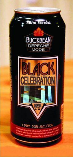 Black Celebration ~ I'll drink to that!