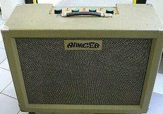 Late 60s Ranger Guitar Combo.