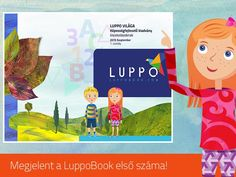 LuppoBook is a workbook for children who just started the primary school. Make learning fun and easy! Primary School, Fun Learning, Children, Cover, Easy, Books, How To Make, Livros, Boys