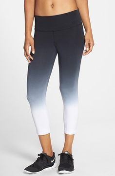 Nike 'Legend 2.0 Sunset Tight' Dri-FIT Training Capris available at #Nordstrom