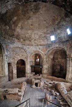 Thermal Baths in Catania | Andrew's Social Media