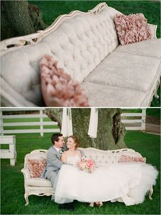vintage wedding seating ideas. Bridal Styling by Hope Stanley- Bridal Stylist. Gown from Mary Me Bridal. Photography by Valentina Glidden Photography. See the whole post at http://www.weddingchicks.com/2013/06/27/pink-and-gold-wedding/